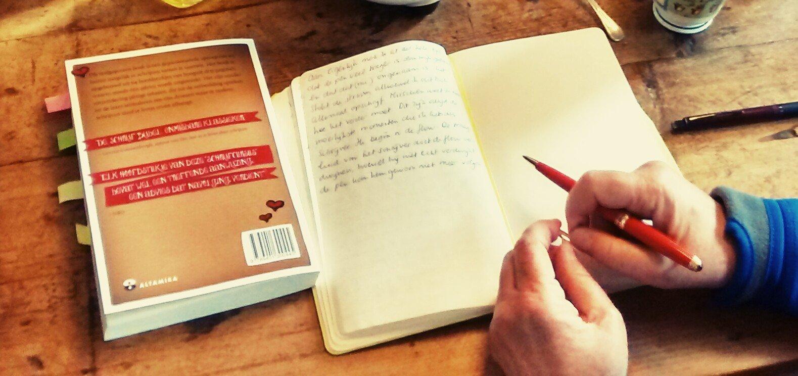creative writing classes