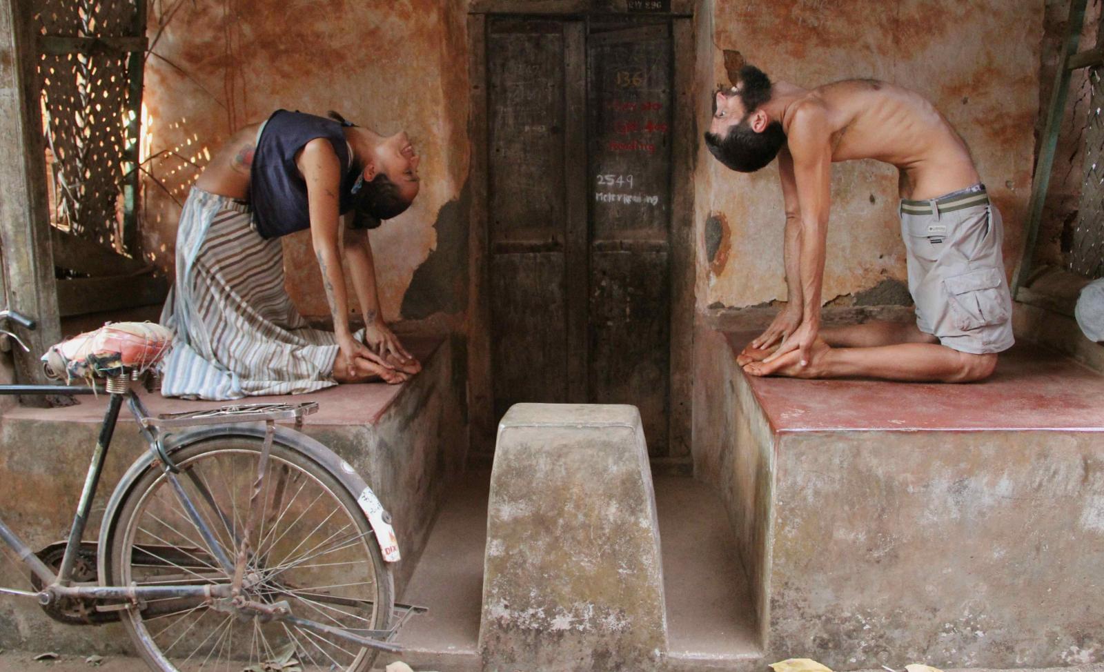 Perspectives: A Yoga Retreat Header